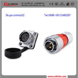 Metal IP67 Connector/Metal Pole Connectors/Shield Metal Connector pictures & photos