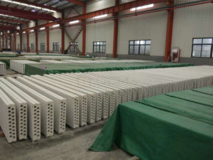 Fire Resistance Hollow Core MGO Panel