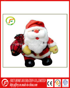 Hot Sale Christmas Gift Toy of Santa Claus