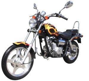 50cc EEC/EPA Chopper Motorcycle (HDM50E-A)