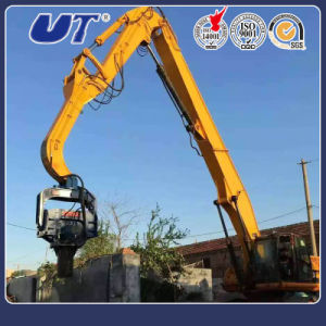Vibratory Pile Driver Excavator Attachment pictures & photos