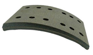 Auto Parts Non Asbestos Semi Metal Brake Lining pictures & photos