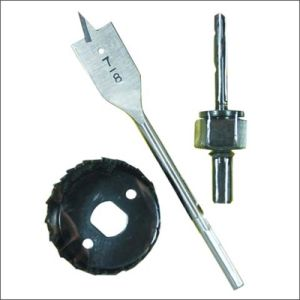 Accessories Lock Installations Set 3PCS Pta Holesaw Hardware OEM pictures & photos