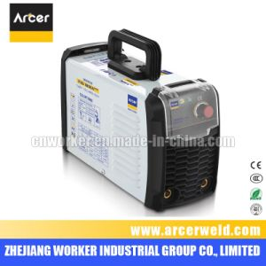 Mini Adjustable Single Phase Inverter MMA Welding Machine pictures & photos