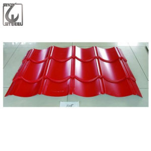 PPGI Color Coated Corrugated Roofing Sheets CGCC, Dx51d+Z pictures & photos