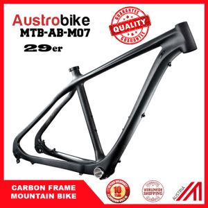 "Carbon Mountain Bike Frame 29er Carbon MTB Bicycle Frame 29"" Carbon Mountain Bicycle"