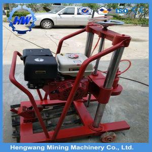 Max 200mm Diameter Gasoline Diamond Asphalt Road Core Drilling Machine pictures & photos