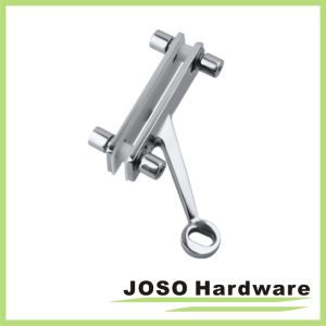 Brushed Stainless Regular Duty Single Arm Fin Mount Frame Spider pictures & photos