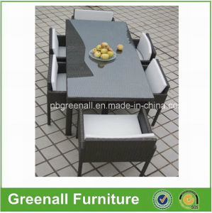 Garden Furniture Outdoor Furniture Rattan Table and Chair (GN-8658D) pictures & photos