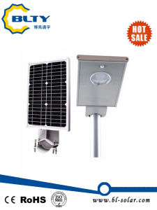 Integrated All in One Outdoor LED Solar Street Light 10W pictures & photos