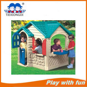 Children Funny Role Plastic Play House pictures & photos