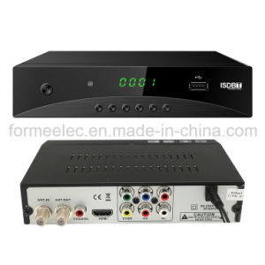 Set Top Box HD ISDB-T Receiver pictures & photos