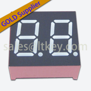 Dual Digits Numeric Display with 7 Segments pictures & photos