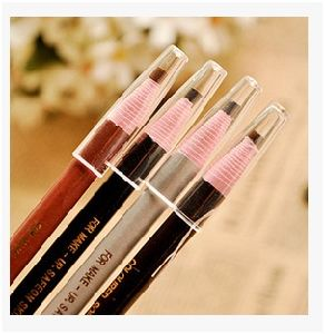 Waterproof Soft Cord Eyebrow Pencil, Eyeliner Cosmetics Tool