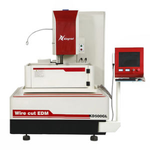 CNC Wire Cutting Machine Kd500gl pictures & photos