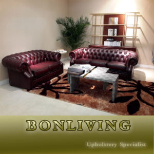 Hot-Selling Living Room Chesterfield Sofa (A39) pictures & photos