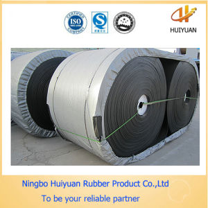 Rubber Conveyer Belt for Conveying Wood Bark pictures & photos