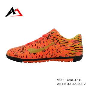 Football Comfortable Soccer Cheap Outdoor Shoes for Men Women (AK368-1) pictures & photos