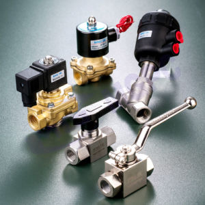 OEM Pneumatic Control Valve, Solenoid Valve, Ball Valve, Bottle Blowing Valve