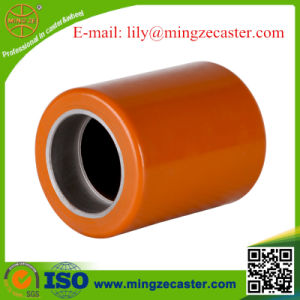 Polyurethane Pallet Truck Rollers pictures & photos