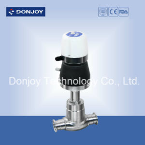 Plastic Pneumatic Global Valve with C-Top pictures & photos