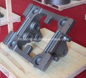 Casting Parts, Sand Casting, Ductile Iron Casting, Mast Bracket Parts pictures & photos