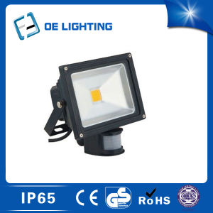 Certificate Quality 20W LED Flood Light with Sensor