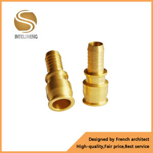 Hot Selling Brass Hose Fitting (TFF-020-02) pictures & photos