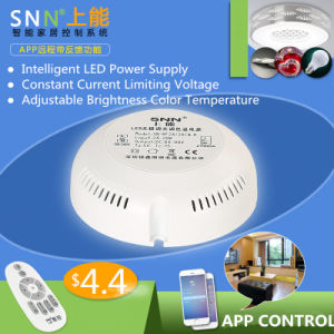 Power Adapter 24-28W Round Constant Current LED Driver