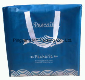 Custom Logo Print PP Woven or Non Wovenlamination Cooler Bag pictures & photos