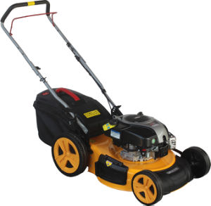 "18"" Hand Push Recoil Start Lawn Mower (KCL18P) pictures & photos"