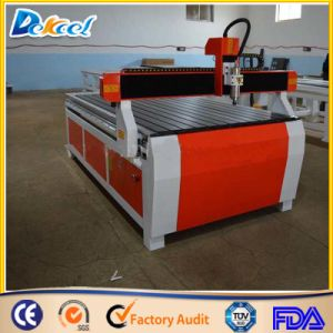 Dekcel Series Advertising CNC Router/Engraving CNC Machine pictures & photos