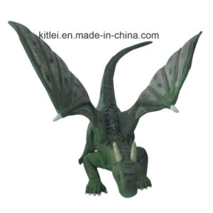 Small Plastic Toy Dragons for Kids