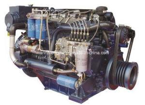 Wp4 / Wp6 Serise Marine Diesel Engine with Marine Gearbox From Weichai pictures & photos