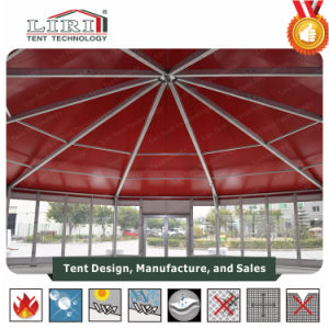 High Peak Polygon Tent for Wedding Party and Events pictures & photos