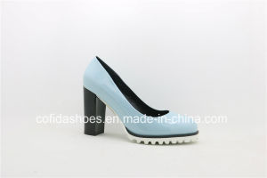 Fashion Comfort High Heel Women Shoe pictures & photos