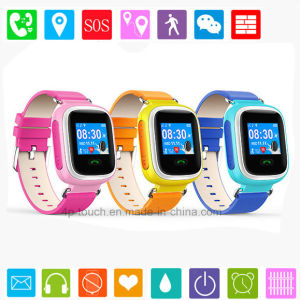 1.0′′ Colorful Screen Kids GPS Tracker Watch with Sos Button (Y5) pictures & photos