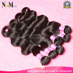 Popular Style 7A Human Hair Malaysian Remi Hair Weaving (QB-MVRH-BW) pictures & photos