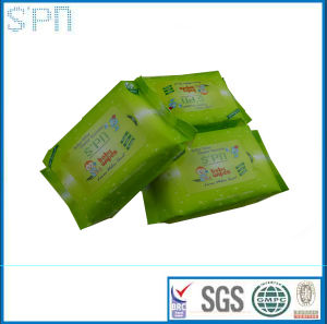 Easy Taking Mini Package Baby Wipe pictures & photos