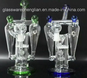 Modern Design of Glass Shisha Hookah (BLSY-04) pictures & photos