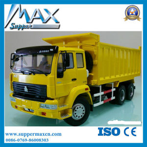 Chinese 6X4 16 Cubic Meter 30 Ton Sand Tipper Truck Shacman Dump Truck pictures & photos
