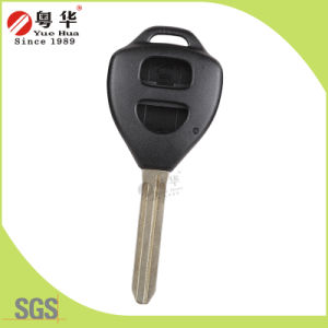 Best Price 2 Buttons Flip Key Shell for Car Flip Key Shell Without Logo pictures & photos