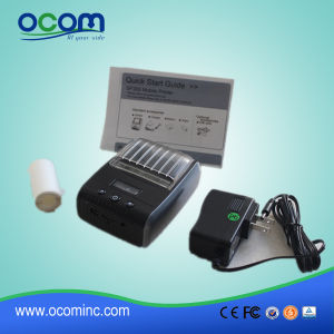 China Factory Supply Bluetooth Thermal Label Printer (OCBP-M58) pictures & photos