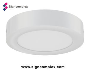 "China 2835SMD 6""/8"" Round LED Ceiling Light Fixtures with CE RoHS ERP pictures & photos"