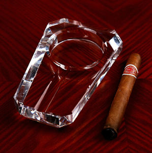 Crystal Ashtray & Glass Cigar Ashtray (KS13055) pictures & photos