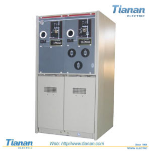 High Voltage Electrical Switch 12kv Indoor SF6 RMU Switchgear pictures & photos