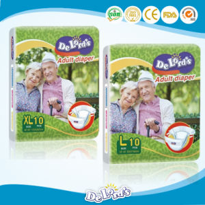 China Cheap Price Disposable Adult Diaper pictures & photos