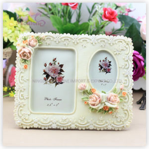 "Promotion Gift Imikimi Love Resin Photo Picture Frame (4""X6"" 2""X3"") pictures & photos"