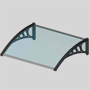 Awnings and Polycarbonate Supplier as Canopies for Houses