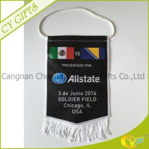 Custom Screen Printed Sports Football Flag